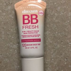 Never used! Maybelline Dream BB Fresh Cream